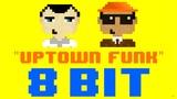 Uptown Funk (8 Bit Remix Cover Version) Tribute to Mark Ronson ft. Bruno Mars - 8 Bit Universe
