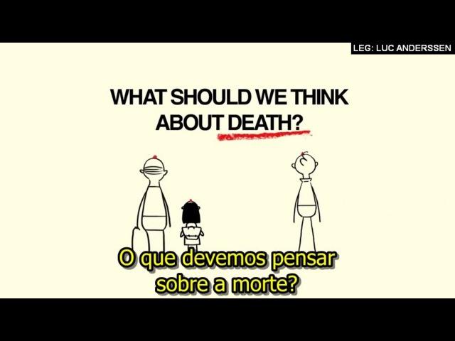 O Que Devemos Pensar Sobre a Morte? Narrado por Stephen Fry