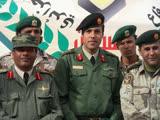 Сын Каддафи вернулся и просит Россию о помощи