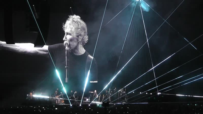 Roger Waters 16 Brain Damage Eclipse Rogers Speech Live In Moscow 31 08 2018