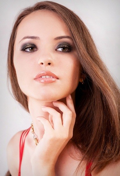 Визаж и макияж » Макияж видео ...