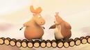 Очень Смешной мультик для детей дисней interesting cartoon for kids disney pixar
