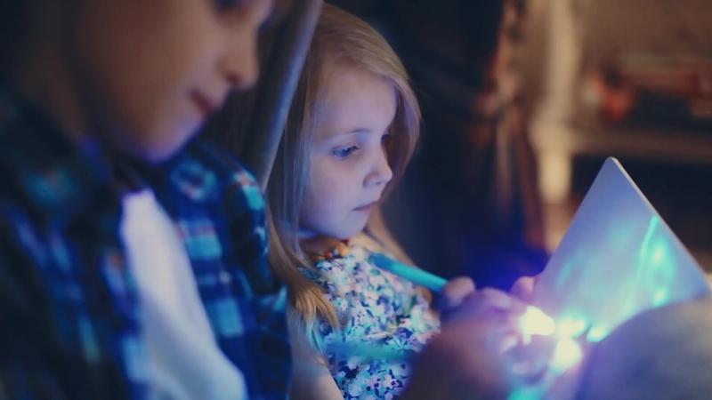 Набор Рисуй светом отличный подарок для детей