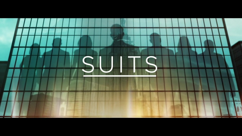 Форс-мажоры | Suits (2018). s08e08. 1080p. NewStudio. Opening