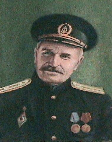 Пётр Степанович Букаев