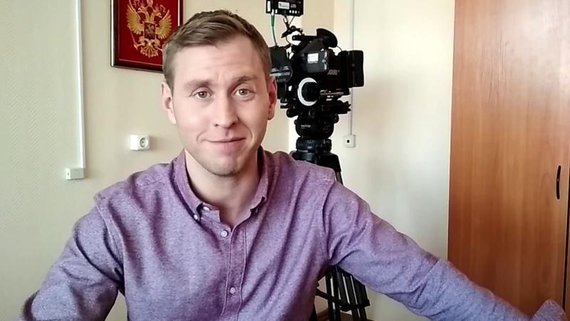 Видеообращение актера Михаила Тарабукина к ученикам Приволжской Медиашколы