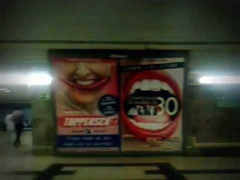 Metro de Madrid (L9) Núñez de Balboa - Avenida de América