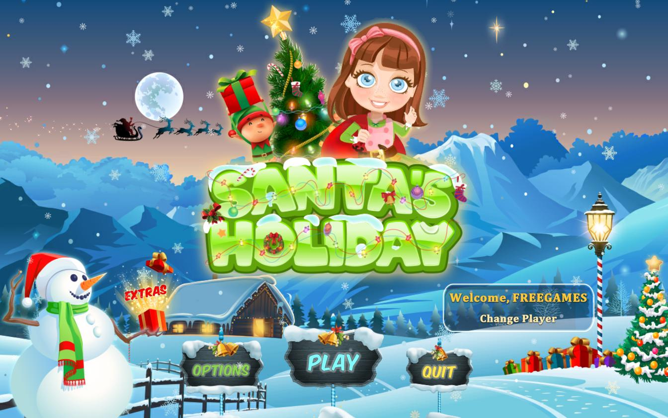 Отпуск Санты | Santa's Holiday (En)