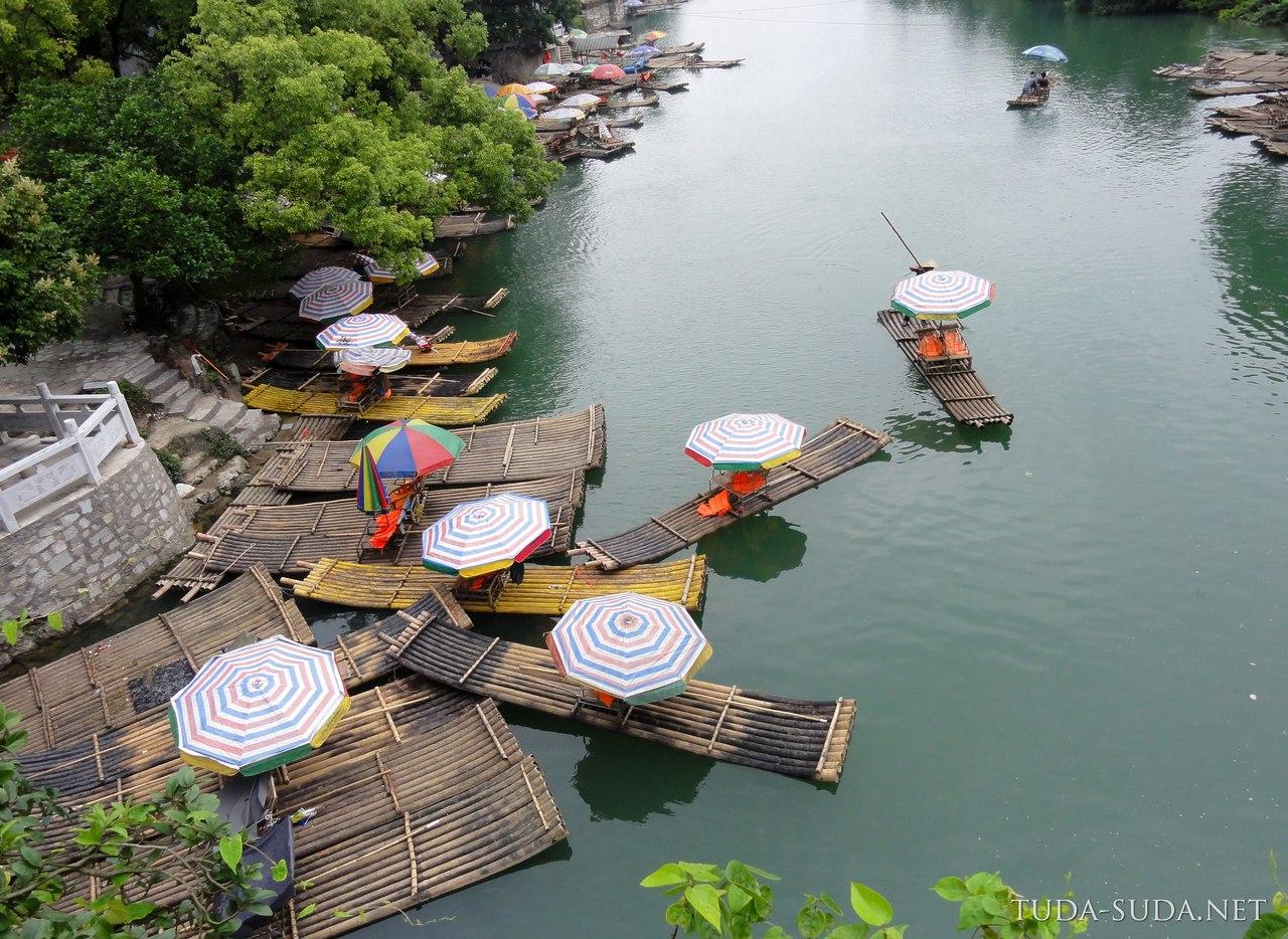 Река Юлун, Китай