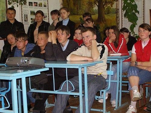 Шкільні спогади
