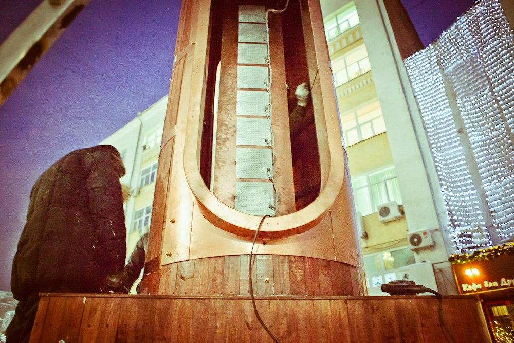 Барометр настроения в стиле стимпанк появился в Екатеринбурге (Фото 14)