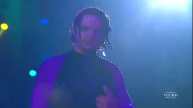 TNA Jeff Hardy vs RVD 17 02 2011 for World Heavyweight Championship