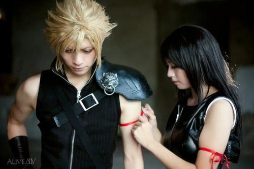FINAL FANTASY VII ACC CLOUD SAVE TIFA