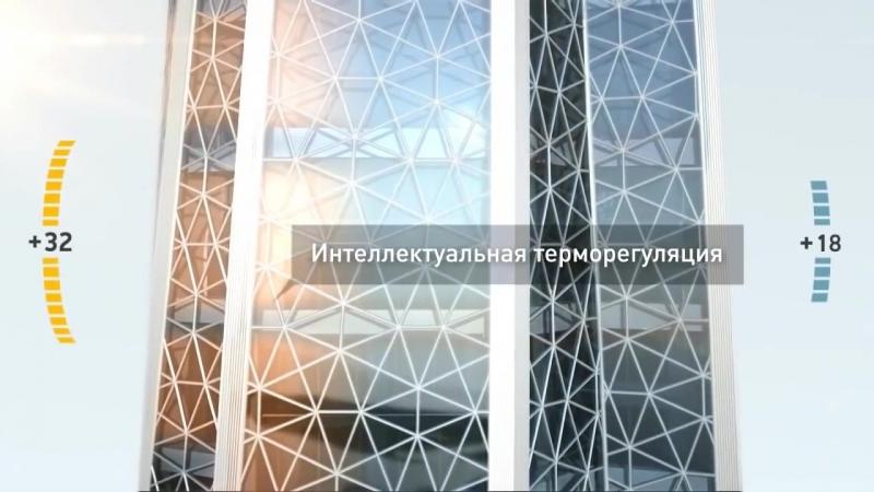 Лахта Центр Архитектурная концепция