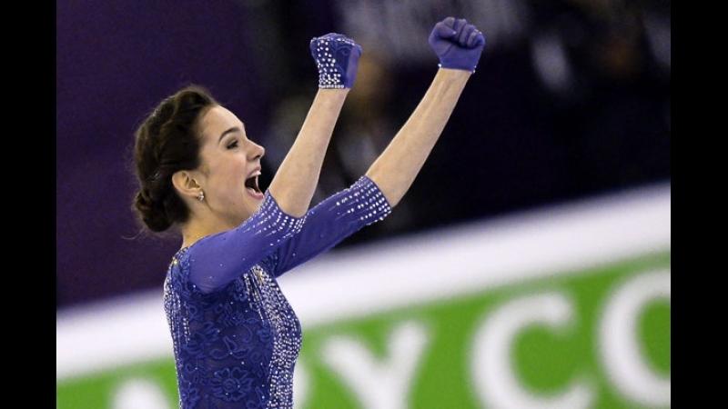 Евгения Медведева Autumn Classic International 2018 FS