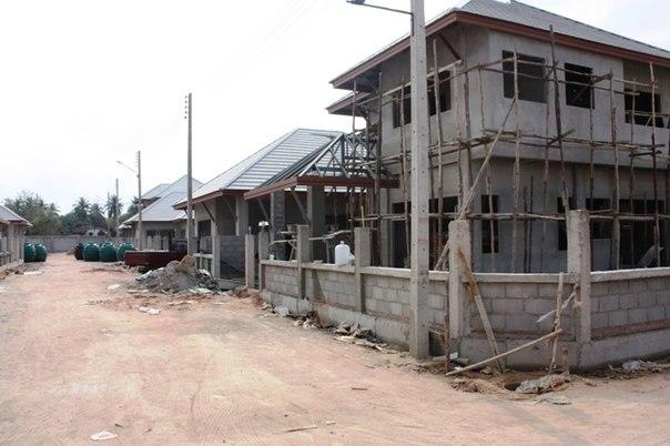 Новости строительства. Часть 4. Baan Dusit Pattaya View