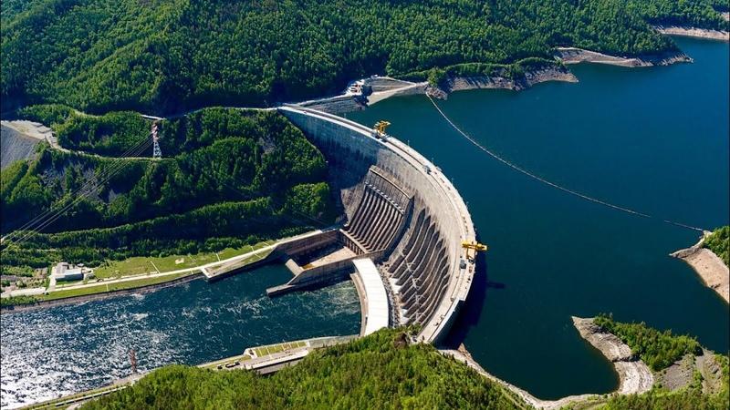 Сила воды Саяно Шушенская ГЭС неповторимая Хакасия или как я провёл один день простоя