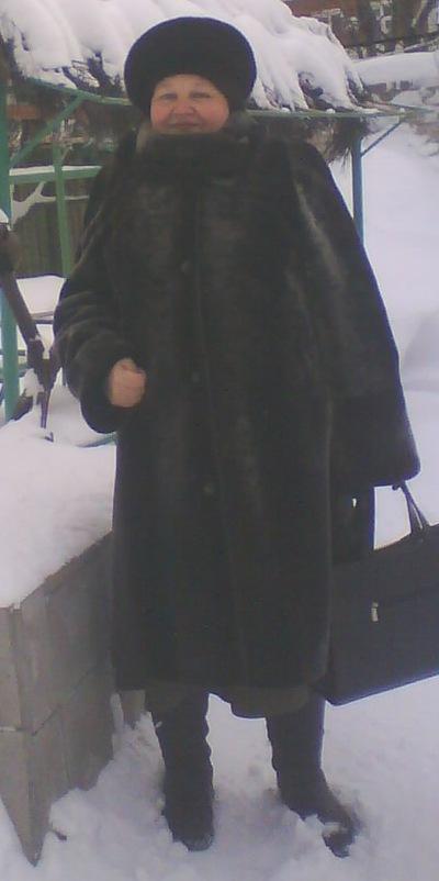 Валентина Калугина, 14 мая 1961, Пермь, id206600235