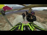 Red Bull Rampage 2013 : Action Cam with Pierre Edouard FERRY