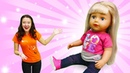 Веселая школа Капуки Кануки - Большая кукла Беби Бон Эмили