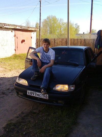 Юра Смирнов, 26 сентября , Нижний Новгород, id111457298