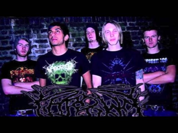 Thrown To Belial - 2008 Demo Voices Of The Underworld EP (ALL TRACKS)