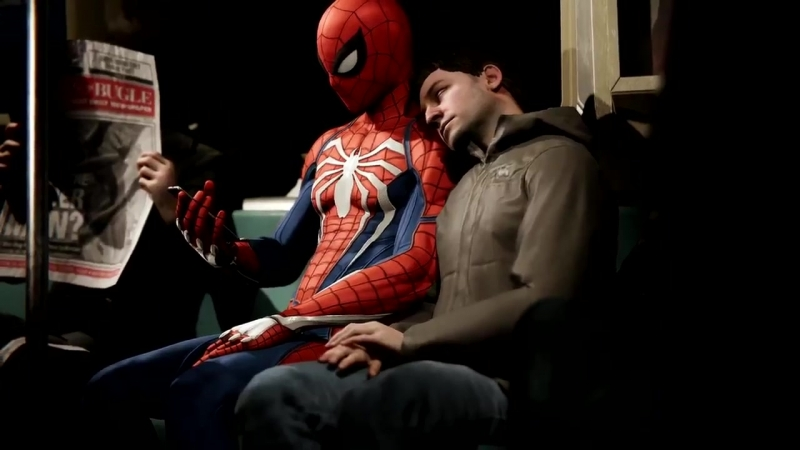 Just the Facts MARVEL'S NEW YORK Spider-Man PS4 Be Greater