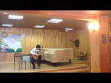 Дзё Хисаиси Вальс исполняет Страхов Даниил гитара преподаватели Маркин А. Д.