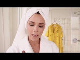 Victoria Beckhams Five-Minute Face _ Beauty Secrets _ Vogue