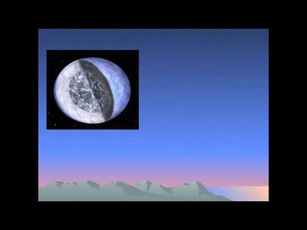 В К Гаранин Алмазы неба и земли 28 10 2015 Трибуна ученого в Большом Планетарии Москвы