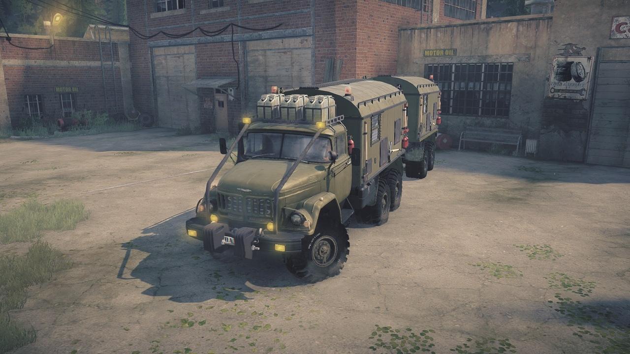Зил-131 «Phantom»