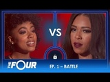Majeste vs Carvena Two INCREDIBLE Singers Going To Battle! S2E1 The Four