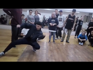 Fresh Team Jam 2 Hip-Hop (video bboy gnev)