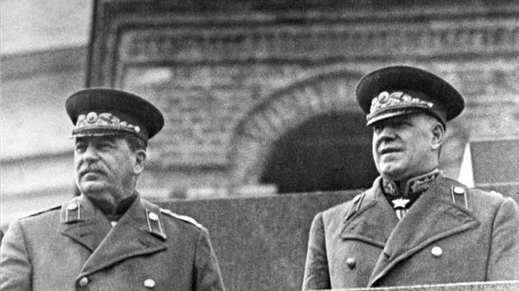 Мародёр и Маршал Советского Союза Жуков