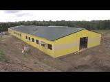 Строительство животноводческого помещения для содержания  500 овец в Усть-Цилемском районе