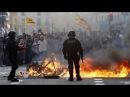 Un commissariat de Barcelone attaqué - 17/01/2014