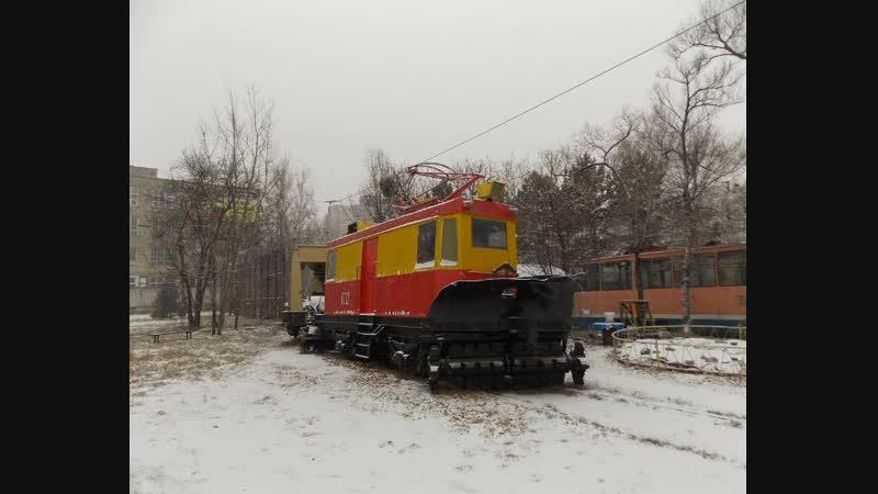 История Хабаровского трамвая| History of the Khabarovsk tram.