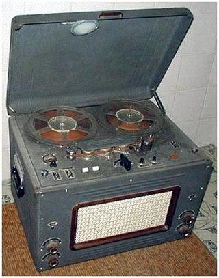 Описание и схемы магнитофона в