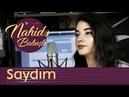 Nahidə Babaşlı Saydım Cover