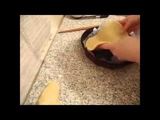 Простой пирог с вареньем Кулинария Рецепты