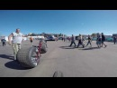"""""""GIRTH""""  Fat Tire Bicycle Nascar 2015 Phx"""