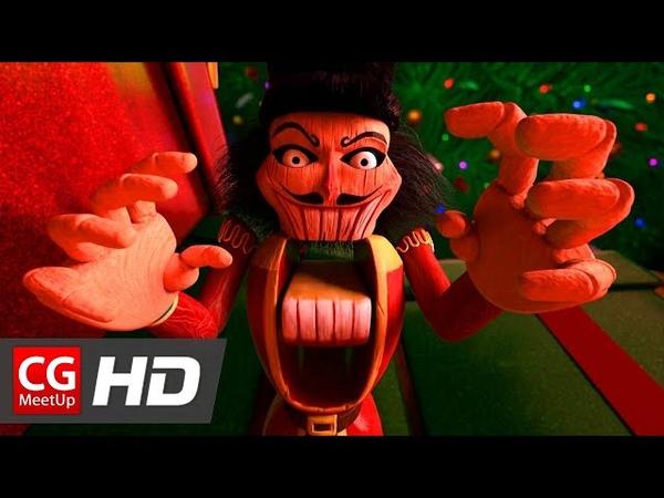 CGI Animated Short Film Nutty Christmas by Kyoyoung Na and Yoon Sun Hyun CGMeetup