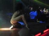 Евгения Лызлова Очень чувственный танец Стриптиз