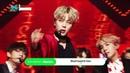 【TVPP】BTS - Blood Sweat Tears, 방탄소년단 – 피 땀 눈물@Show Music Core