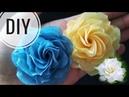 DIY || Gardenia Fabric Flower Tutorial | Rose | Handmade