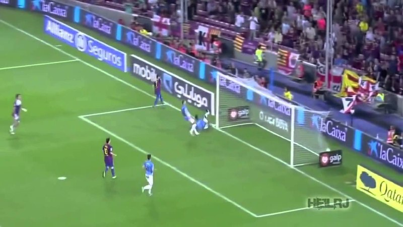 David Villa ● All 48 Goals in FC Barcelona