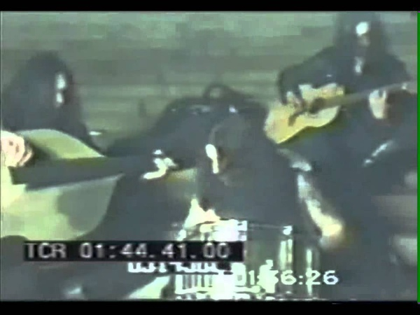 Type O Negative - Burnt Flowers Fallen (Acoustic Demo 1993)