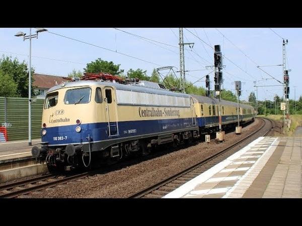 Bahnverkehr in Niedersachsen - 234