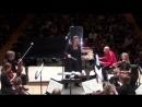 Rachmaninoff piano concerto no 3 Mvt 1. Soloist_ David Helfgott