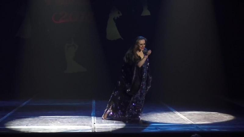 Надежда Никишенко с Халиджи-Ираки на гала концерте фестиваля